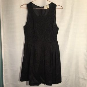 Pins & Needles Sleeveless Sundress
